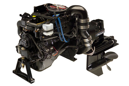 Package - 3.0L MPI ECT Catalyst, Alpha, 1.62, Mercruiser - Click Here to See Product Details